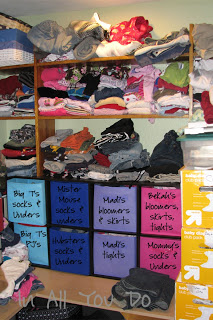 Maid for Mondays: Buried Alive? Creating a Central Closet in your home