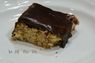 Baking Bits: Chocolate Eclair Cake