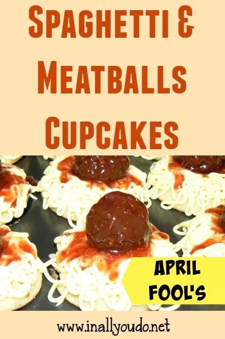 Baking Bits: April Fool's Cupcakes
