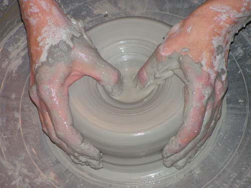 Scriptural Sundays: He is the Potter, I am the Clay