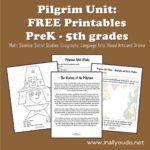 Pilgrim Unit: FREE Printables