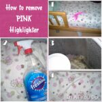 Maid for Mondays: How to Remove Pink Highlighter…