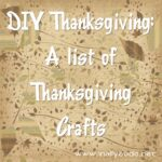 DIY Thanksgiving: Crafts