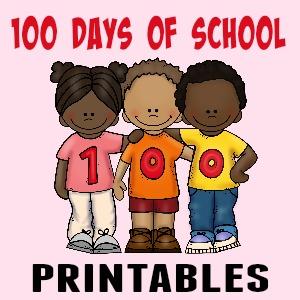 100 days button
