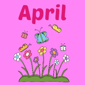 April button