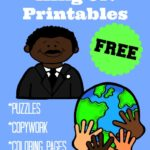 {free} Martin Luther King Jr. Printables