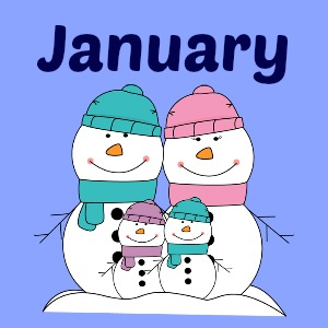 January button