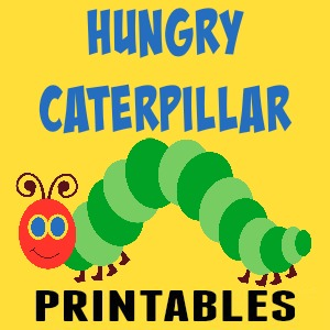 hungry caterpillar button