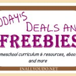 Today's Deals & Freebies