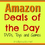 Amazon Deals of the Day: Magic School Bus, Disney Princesses, Popular Mechanics for Kids & MORE!!!