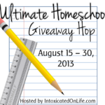 Ultimate Homeschool Giveaway Hop 2013