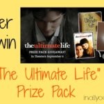 """The Ultimate Life"" Giveaway"