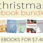 Christmas Planning ebook Bundle only $7.40!!!