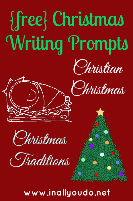christmas writing prompt_pinnable