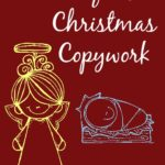 Two {free} Christmas Copywork Printables