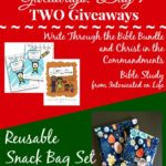 12 Days of Giveaways: Day 7 ~ TWO GIVEAWAYS