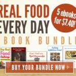 Real Food eBook Bundle ~ only $7.40!!