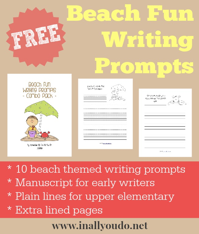 daily writing prompts for middle school