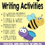 {free} Insects & Bugs Writing Activities