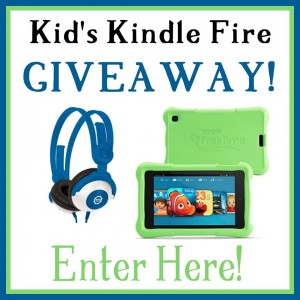 Kids Kindle square