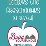 101 Independent Toddler Activities {review}