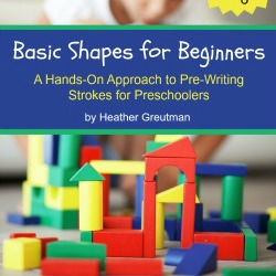 Basic Shapes for Beginners ebook