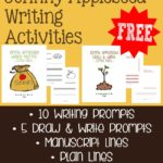 {free} Johnny Appleseed Writing Activities
