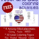 Veterans Day Coloring Activities