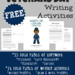 Veterans Day Writing Activities