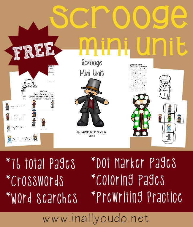 Scrooge Mini Unit Limited Time Subscriber Freebie In