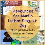 Resources for Celebrating MLK Jr Day