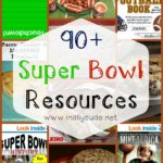 90+ Super Bowl Resources ~ {free} printables, crafts, recipes & MORE!!