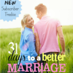FREE 31 Days to a Better Marriage ebook