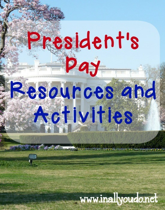 65+ President's Day Resources & Activities