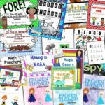 FREE Math Printables {$58 Value}