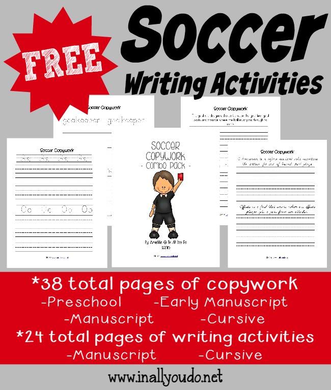 Soccer essay topics