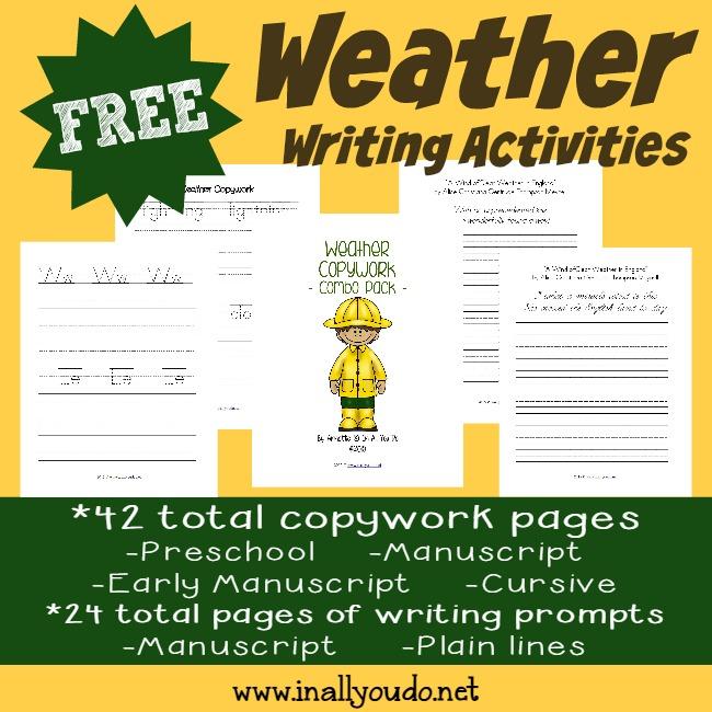 write essay weather