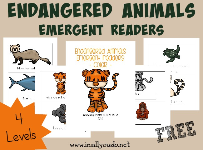 Free endangered animals coloring pages emergent readers for Endangered species coloring pages