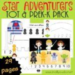 Star Adventurers Tot & PreK-K Pack