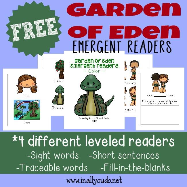 FREE Garden of Eden ER