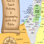How to Teach History & Geography with the Bible