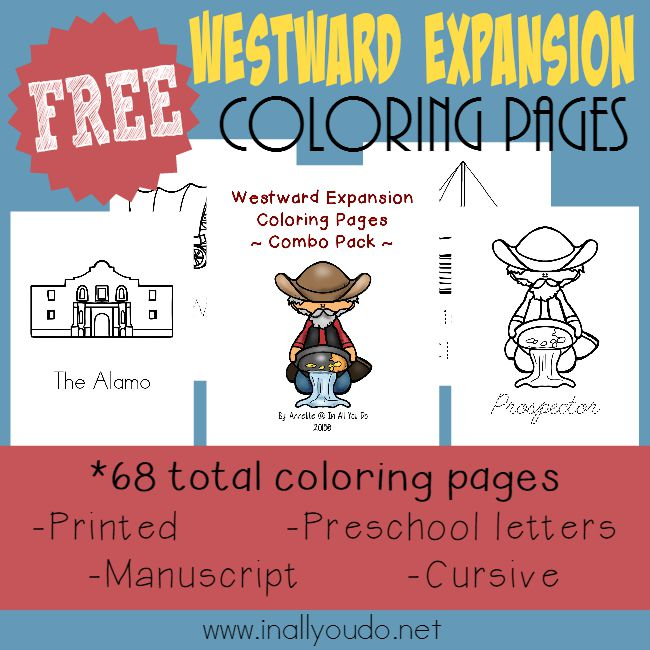 westward expansion coloring pages. Black Bedroom Furniture Sets. Home Design Ideas