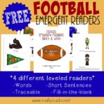 Football Emergent Readers