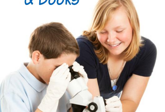 FUN Science: Experiments, Freebies & Books