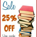 Do you have still have some items left to gather for school this year? Check out this Back-to-School Sale where you can get 25% OFF EVERYTHING!! :: www.inallyoudo.net