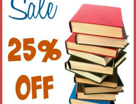 Stock up with this Back-to-School Sale!