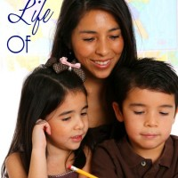 Ever wonder what a homeschool day looks like? Well, now's your chance! Here's a glimpse in to our daily homeschool routine. :: www.inallyoudo.net