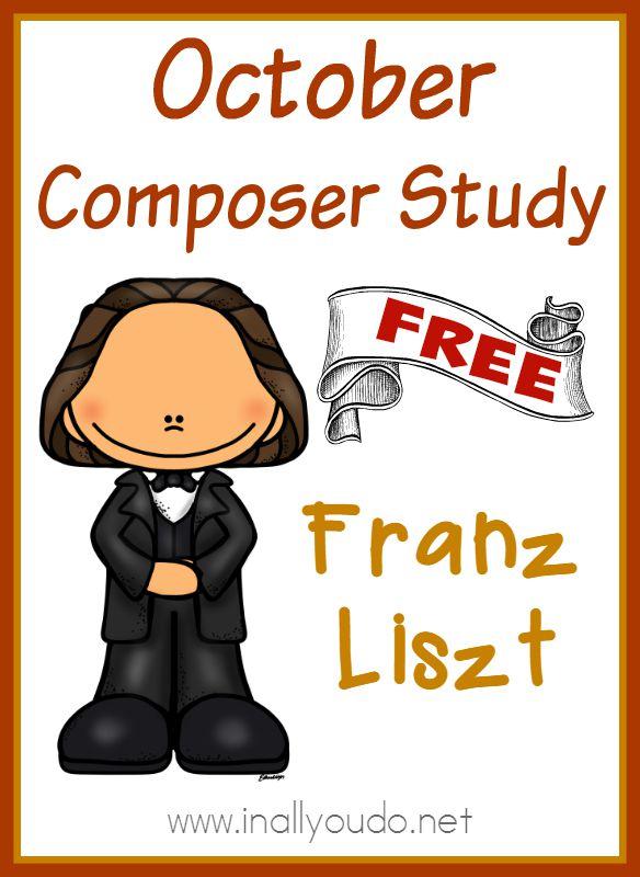 Bach's Big Adventure Unit Study - homeschoolshare.com