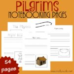 Pilgrims Notebooking Pages {54 pages}