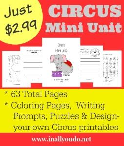 Circus Mini Unit
